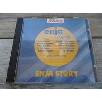 CD - Разные исполнители - Enja story. 1972 to 1992: Twenty Years in Modern Jazz - Enja Records, Italy