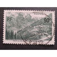 Франция 1937 горы, Савойя
