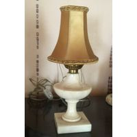 Лампа-ночник под мрамор Италия Скидка 20%