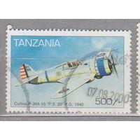 Авиация самолеты  Боевые самолеты 1997 г  лот 2