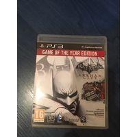 Batman Arkam City для PlayStation 3