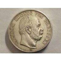Германия талер 1871г