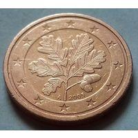 2 евроцента, Германия 2005 A