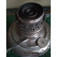 Старинная лампа на реставрацию или разборку латунь 19 век клеймо