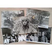 Фото. Солдатские будни 1960-х. 6 фото. 13х18 см.  Цена за все.