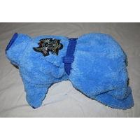 Флисовый мех комбинезоны для собак подходят для Йорков