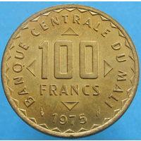 Мали 100 франков 1975 ФАО (2-298)