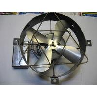Вентилятор обдувочный на базе эл/двигателя КД-50У4 (220В,60 Вт,2750 обор/мин)-цена снижена