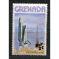 Космос. Шатл. Гренада. 1977. Чистая
