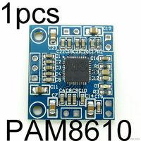 Стерео аудио усилитель 10 Вт + 10 Вт 8 ом D-класса PAM8610 мини-мини!