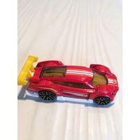 Машинка HOT WHEELS SUPER BLITZEN RACE CAR
