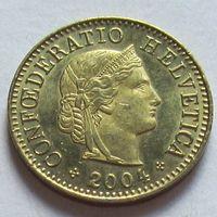 5 раппен 2004 Швейцария