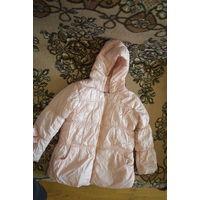 Осенняя куртка для девочек 6, 7, 8 лет