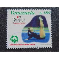 Венесуэла  1998 г. Спорт.