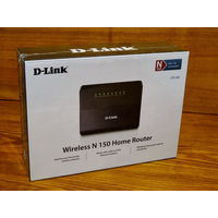 Wi-Fi роутер, маршрутизатор D-LINK DIR-300/A/D1B