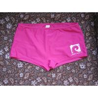 Плавки-шорты для девочки, 13-15 лет