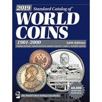 2019 - Krause - Каталог монет мира 1901-2000 гг - на CD