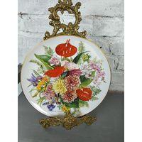 Декоративная Настенная тарелка Ursula Band Grande Finale 1994