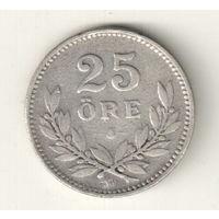 Швеция 25 эре 1919