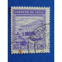 Чили 1938 г. Архитектура.