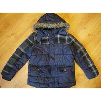 Зимняя куртка для мальчика. Рост 146-152