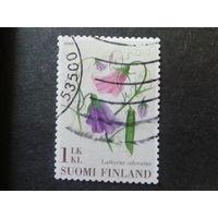 Финляндия 2008 цветы