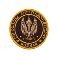 Полиция, антитеррористический отдел г. Познань-1