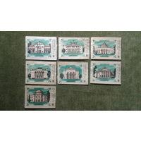 Спичечные этикетки Ташкент