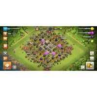 Аккаунт clash of clans TX11 full