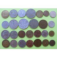 Сборный лот монет мира