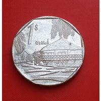 29-26 Куба, 1 песо 1994 г. Единственное предложение монеты данного года на АУ