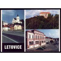 Чехия Летовице Храм