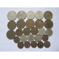 Болгария 26 монет времен коммунизма