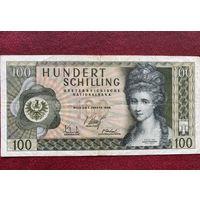 Австрия 100 шиллингов 1969 год