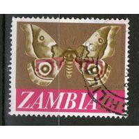 Замбия. Гашеная. Лот-5