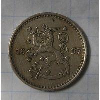 Финляндия, 1 Марка 1937 (24)