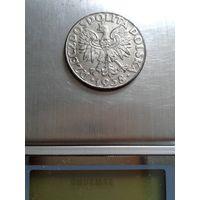 50 грош 1938г.металл.