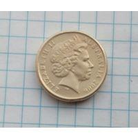 Австралия 2 доллара 2006г. Абориген.
