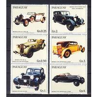 1986 Парагвай. Майбах