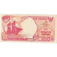 Индонезия, 100 рупий, 1992 г., UNC