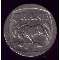 5 Рандов 1994 год ЮАР