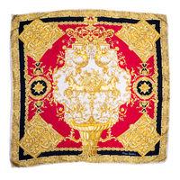 PIERRE CARDIN платок. 100% шёлк. Сделано во Франции. Торг уместен.