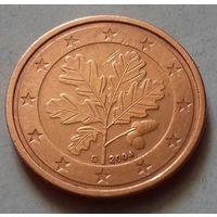 2 евроцента, Германия 2004 G