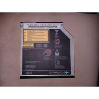 Привод для ноутбука DVD/CD-RW ujda755