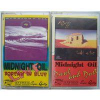 Midnight Oil  2шт. пр. Польша,подробнее см. на фото.