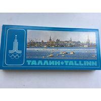 Набор из 12 открыток Олимпиада-80. Таллин