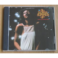 Donna Summer - Love To Love You Baby (1975, Audio CD)