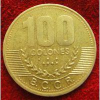 7430:  100 колонов 2000 Коста-Рика