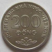 Вьетнам, 200 донг 2003 г