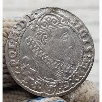 Монета Сигизмунд 3 Польша 6 грошей 1626